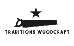 Traditions Woodcraft Come & Take It Logo