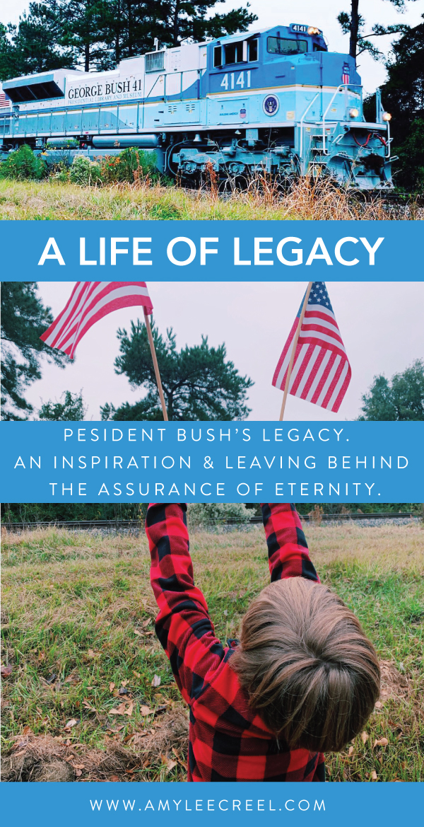 41-A Life of Legacy